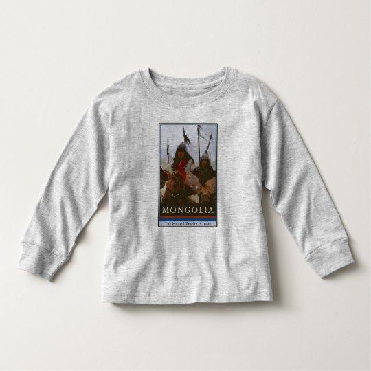 Mongolia Toddler T-shirt