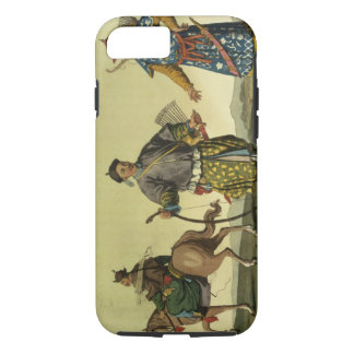 Mongolian Eight Flags soldiers from Ching's milita iPhone 8/7 Case