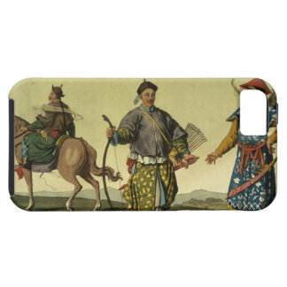 Mongolian Eight Flags soldiers from Ching's milita iPhone SE/5/5s Case