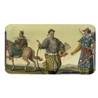 Mongolian Eight Flags soldiers from Ching's milita iPod Case-Mate Case