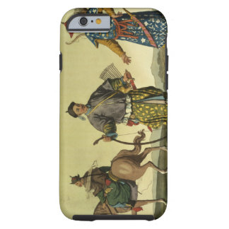 Mongolian Eight Flags soldiers from Ching's milita Tough iPhone 6 Case