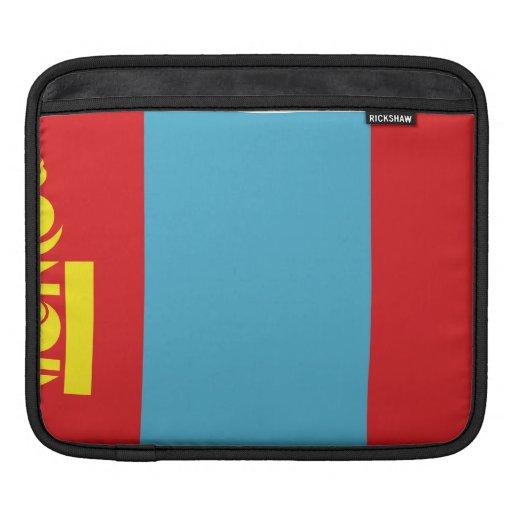 Mongolian Flag iPad Sleeve