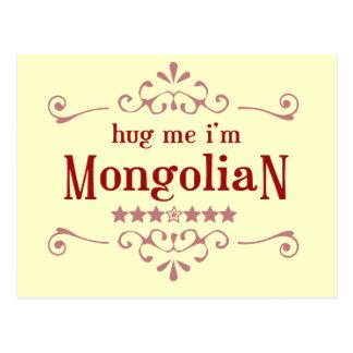 Mongolian Postcard