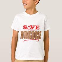 Mongoose Save T-Shirt