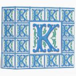 Mongram K inicial