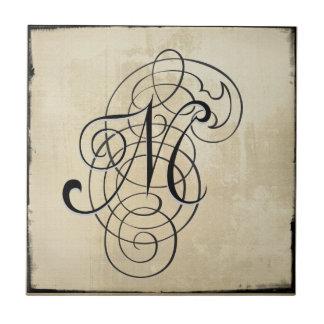 mongram M tile