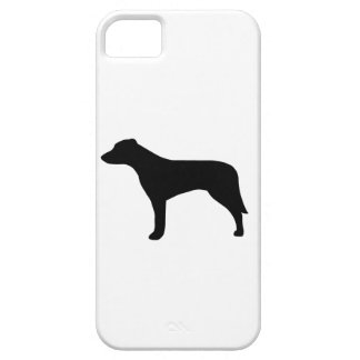 Mongrel Dog iPhone 5 Cases