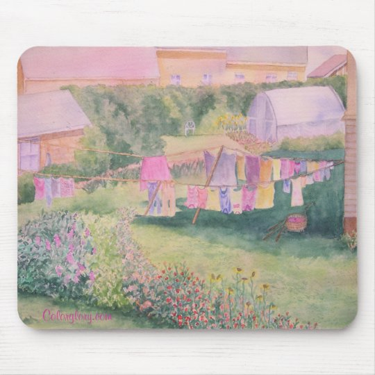 Monhegan Monday Mousepad