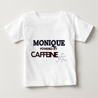 Mónica accionó por el cafeína t shirt