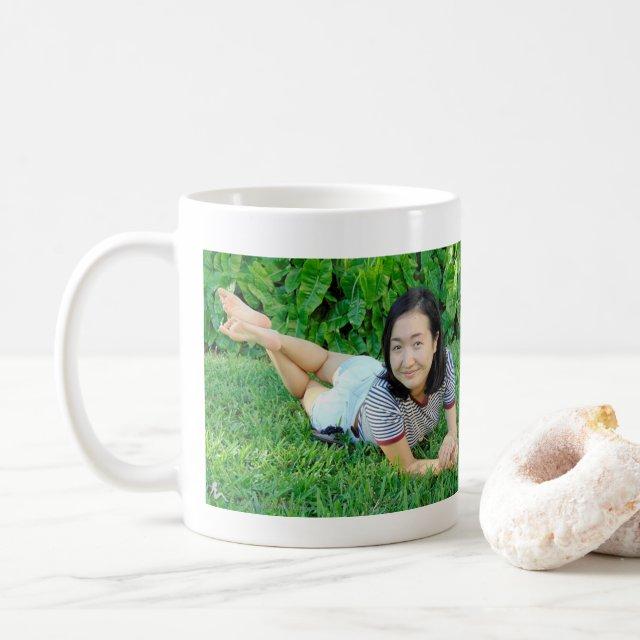 Monica Photo Mug