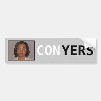 Monica CONyers Bumper Sticker