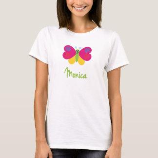 Mónica la mariposa playera