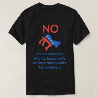 Monica Lowenski's Ex-boyfriend's Wife T-Shirt