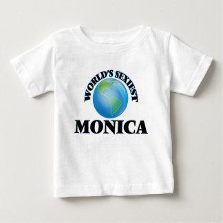Mónica más atractiva del mundo t-shirt