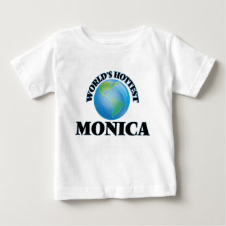 Mónica más caliente del mundo camisetas