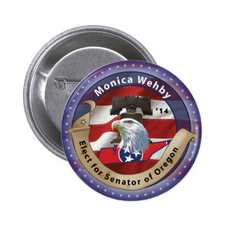 Monica Wehby Buttons
