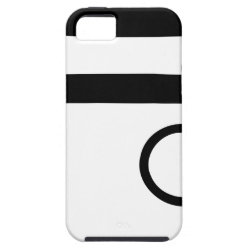Case-Mate Vibe iPhone 5 Case with Mustache Mugs design