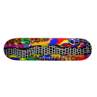 Monika Krystopa Custom Skate Board