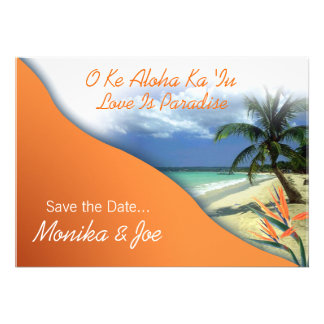 Monika s Custom Save The Date New York Custom Invitation