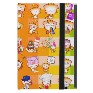 Monikako mix cases for iPad mini