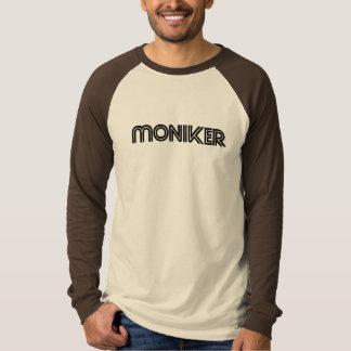 Moniker Basic Long Sleeve Raglan T-Shirt