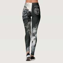 Moning Maniacs Leggings (See Serve Protect) V2