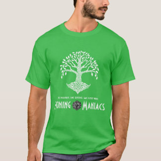 Moning Maniacs Men's T-Shirt (shamrock green)