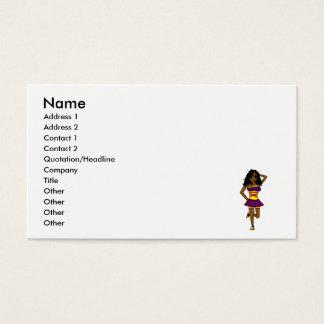 Monique Business Card