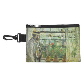 "Monisot's ""Eugene Manet"" accessory bags"
