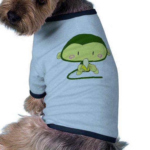 monito tshirt de perrito