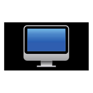 Monitor Card Business Card