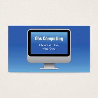 Monitor Computing Card