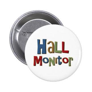 Monitor de Pasillo colorido Pins