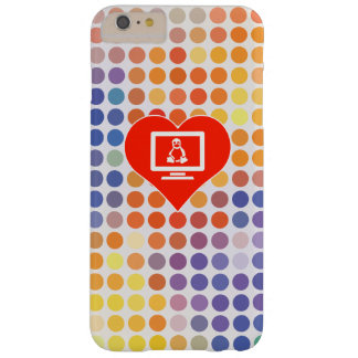 Monitor Gift Barely There iPhone 6 Plus Case