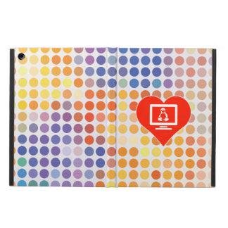 Monitor Gift iPad Air Case