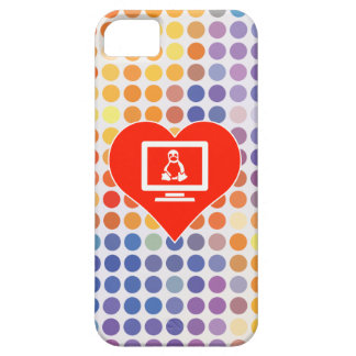 Monitor Gift iPhone 5 Case