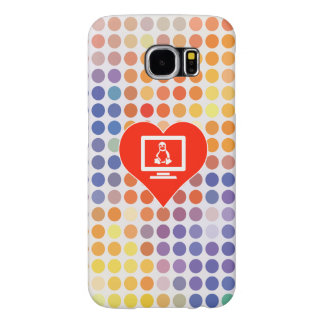 Monitor Gift Samsung Galaxy S6 Cases