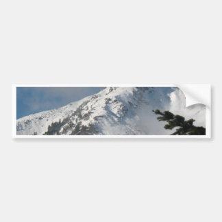 Monitor Ridge on Mount Saint Helens from June Lake Bumper Sticker