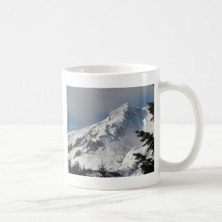 Monitor Ridge on Mount Saint Helens from June Lake Coffee Mug