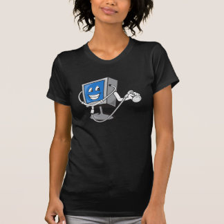 Monitor With A Stethoscope T-Shirt