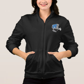 Monitor With A Stethoscope Womens Jacket