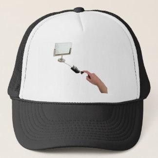 MonitorTelegraphKey082609 Trucker Hat
