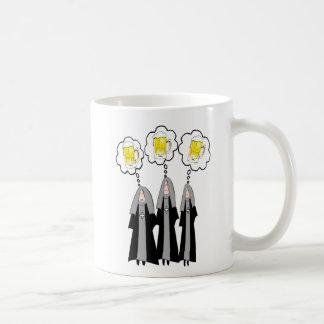 Monja católica Gifts~~Hilarious Tazas De Café