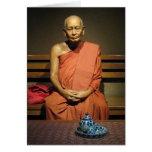 Monje budista de Phra Dhammayanmuni… Tarjetas