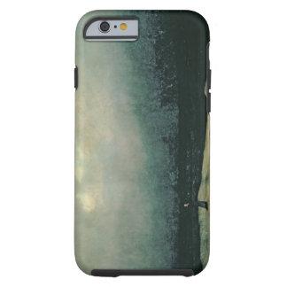Monje por el mar, 1809 funda resistente iPhone 6