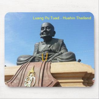 Monje tailandés - cojín de ratón - Hua Hin Tailand Alfombrilla De Raton