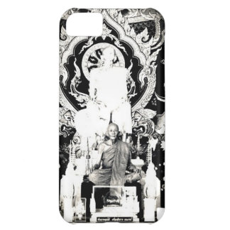 Monje tailandés, PU Dul de Luang Funda Para iPhone 5C