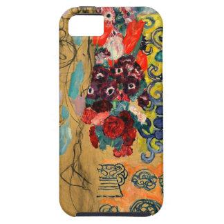 Monje v2 de Klimt Ria Funda Para iPhone SE/5/5s