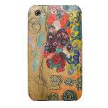 Monje v2 de Klimt Ria iPhone 3 Carcasa