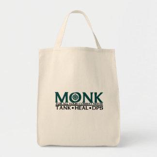 Monk Canvas Bags
